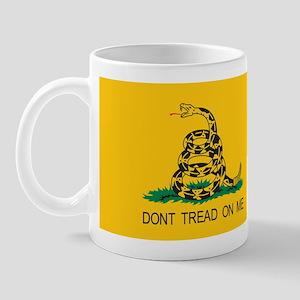 Gadsden Flag - Don't Tread On Mug