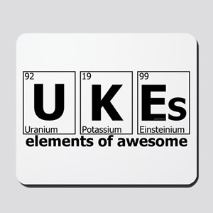 UKEs Elements of Awesome Mousepad