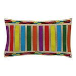 Native American Indian Beadwork Pillow Case
