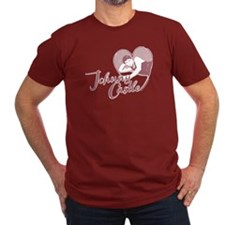 Dirty Dancing First Love Men's Fitted T-Shirt