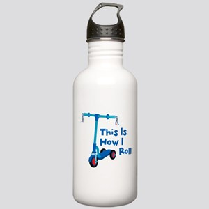 This Is How I Roll Water Bottle