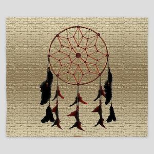 Indian Dreamcatcher King Duvet