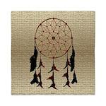 Native American Dreamcatcher Queen Duvet