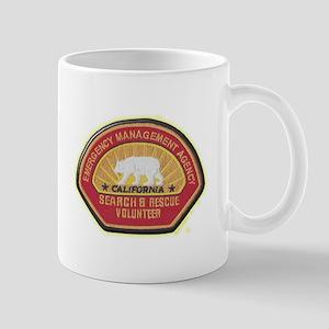 California EMA Search Rescue Mug