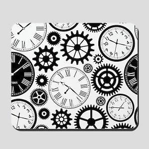 Clock's Mousepad