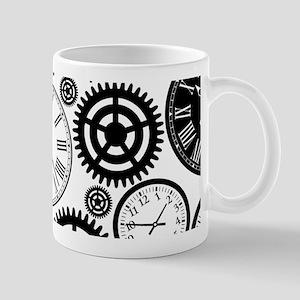 Clock's Mugs