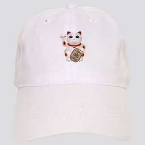 Kawaii Japanese Lucky Cat Cap