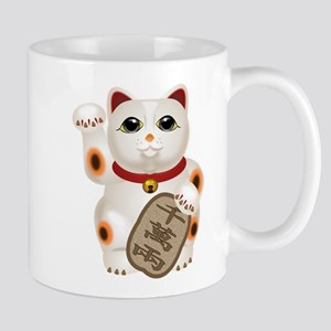Kawaii Japanese Lucky Cat Mugs