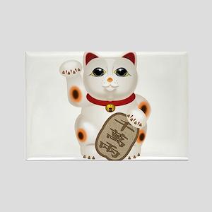 Kawaii Japanese Lucky Cat Magnets
