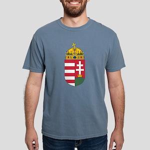 Coat of arms of Hungary Mens Comfort Colors Shirt
