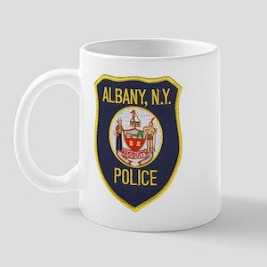 Albany Police Mug