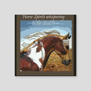 Spirit of the Horse Sticker