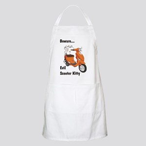 Evil Kitty Buddy BBQ Apron
