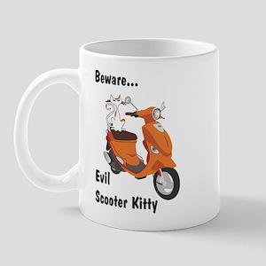 Evil Kitty Buddy Mug
