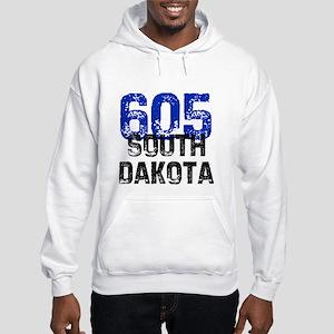 605 Hooded Sweatshirt