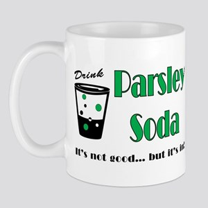 Parsley Soda Mug