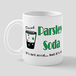 Parsley Soda Mug