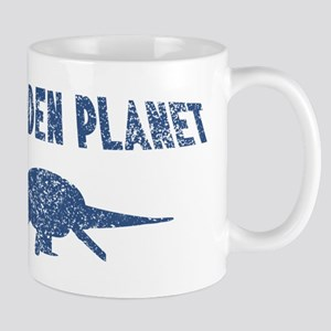 Forbidden Planet C-57D Mug