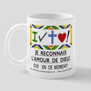 Francais: Je Reconnais! Mug