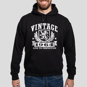 Vintage 1964 Hoodie (dark)