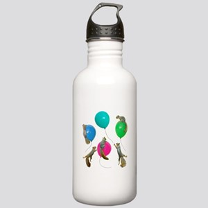 Squirrels Balloons Stainless Water Bottle 1.0L
