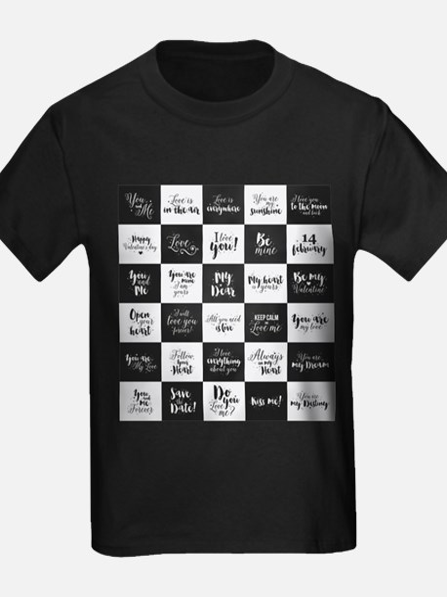 Love Black&White T-Shirt