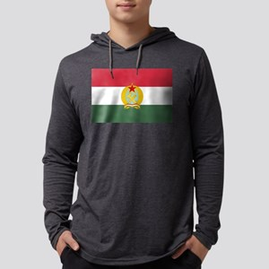 Hungarian People's Republic Mens Hooded Shirt