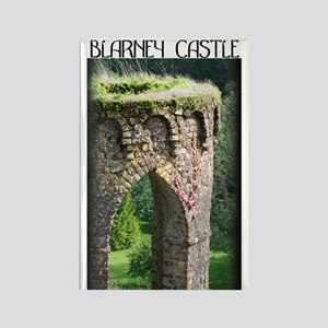 Blarney Castle Column Rectangle Magnet