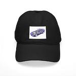 968 Register Black Cap