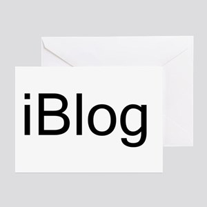 iBlog Greeting Cards (Pk of 10)