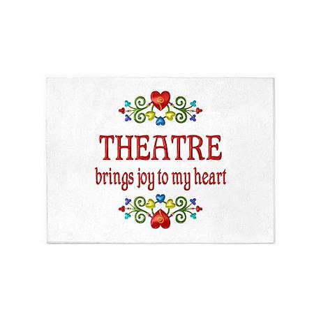 Theatre Joy 5'x7'Area Rug