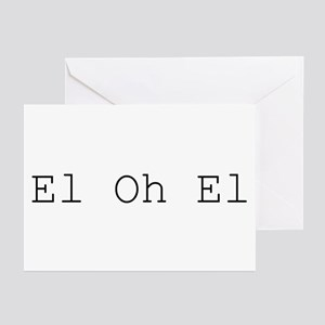 LOL Greeting Cards (Pk of 10)