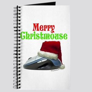 Merry Christmouse! Journal