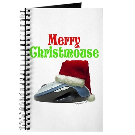 Merry Christmouse! Journal