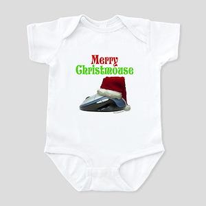 Merry Christmouse! Infant Bodysuit