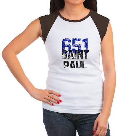 651 Women's Cap Sleeve T-Shirt