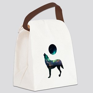 CALLING IT OUT Canvas Lunch Bag