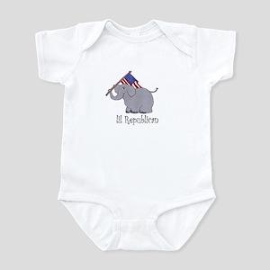 Lil Republican Infant Bodysuit