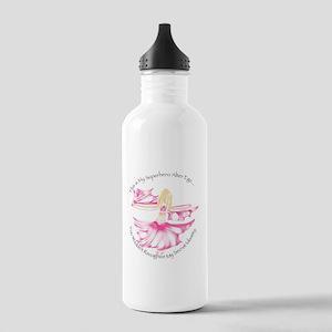Bellydancer Superhero Water Bottle