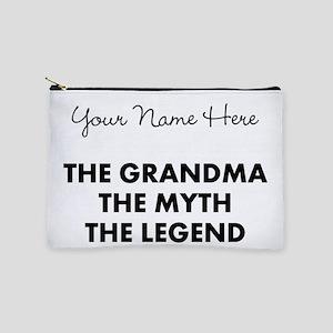 Custom Grandma Myth Legend Makeup Pouch