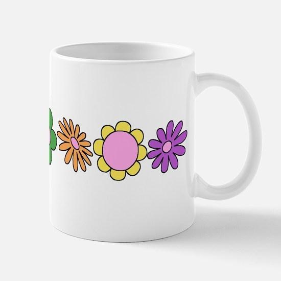 LDS YW Flowers Mug