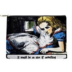 Alice In Wonderland Makeup Pouch