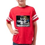 Alice In Wonderland Youth Football Shirt