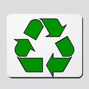 Reuse, recycle, Reduce Mousepad