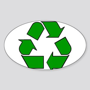 Reuse, recycle, Reduce Sticker