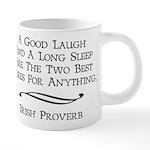 Irish Proverb 20 oz Ceramic Mega Mug