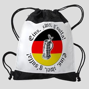 Oktoberfest Toast Drawstring Bag