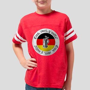 Oktoberfest Toast Youth Football Shirt