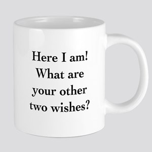 Here I Am 20 oz Ceramic Mega Mug