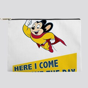 Mighty Mouse Makeup Pouch
